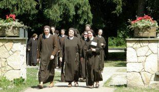 Siostry podczas Kapituły Generalnej w 2013 r.