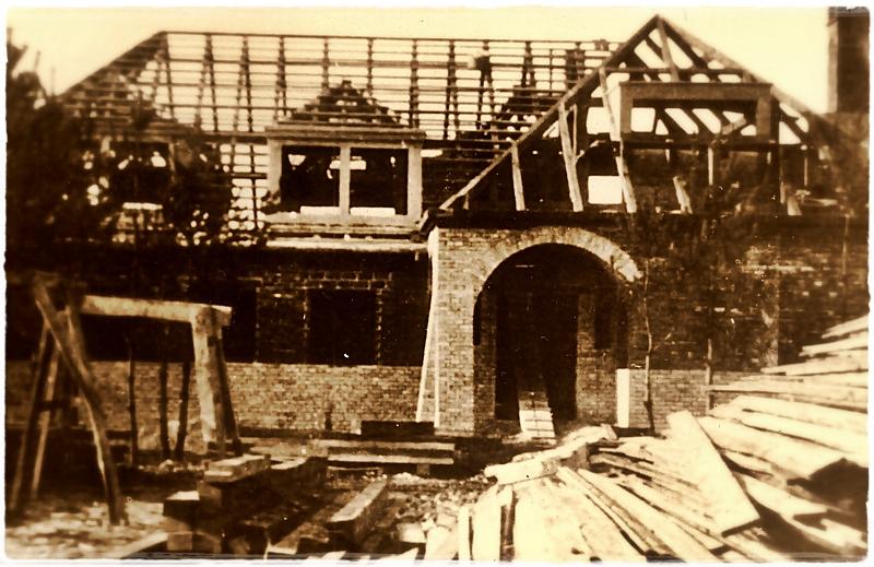 Dom Rekolekcyjny budowa