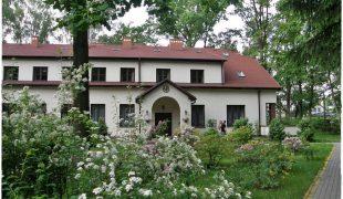 Dom Rekolekcyjny - wejście