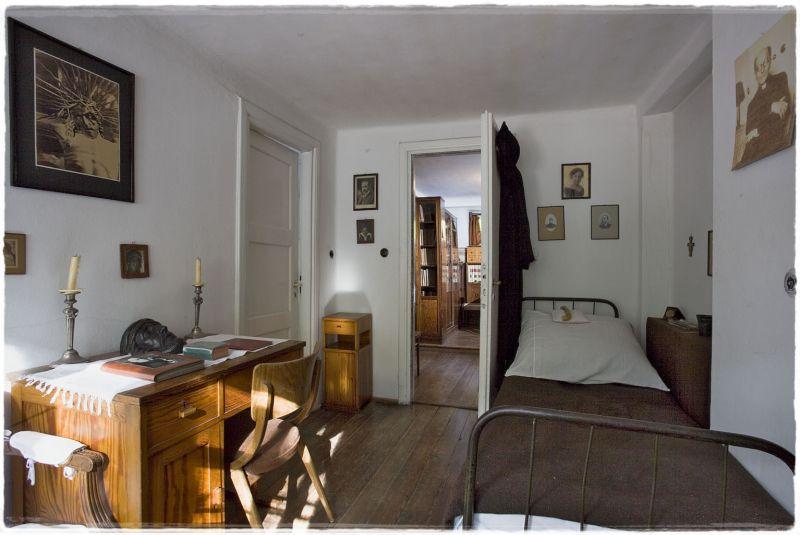 sypialnia Ojca Korniłowicz