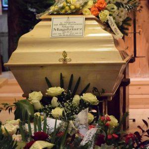 Pogrzeb śp. s. M. Tabity od Męki Pańskiej