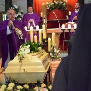 Pogrzeb śp. s. Terezji od Najświętszego Serca Pana Jezusa